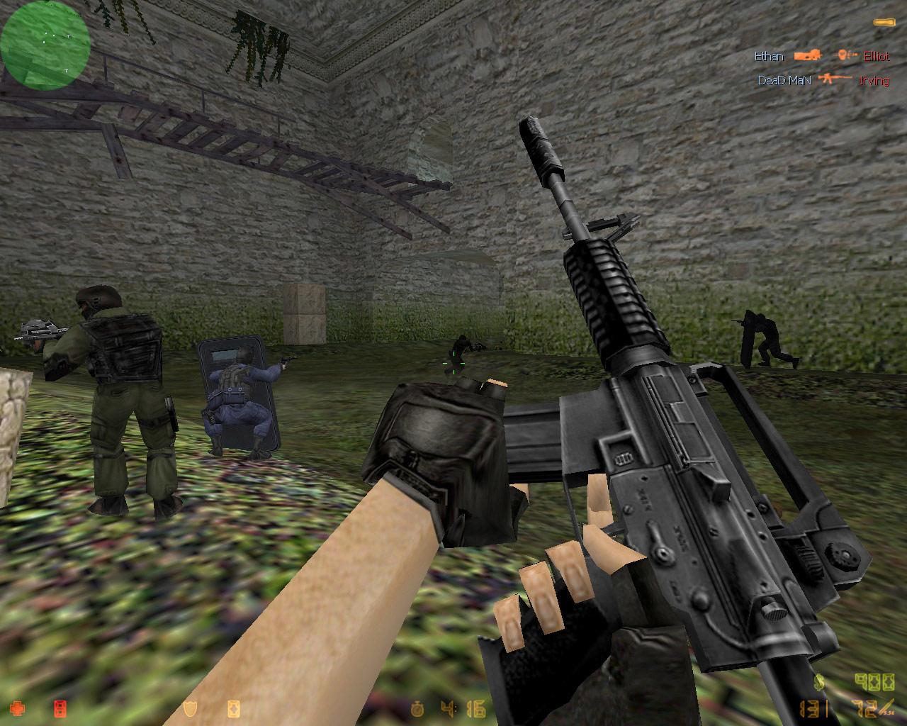 Counter-Strike screenshot