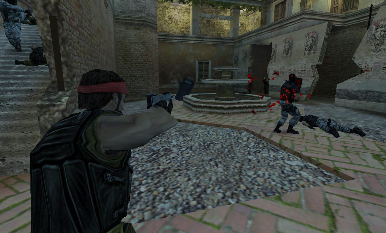 Counter Strike 1.6 Mac OS скачать