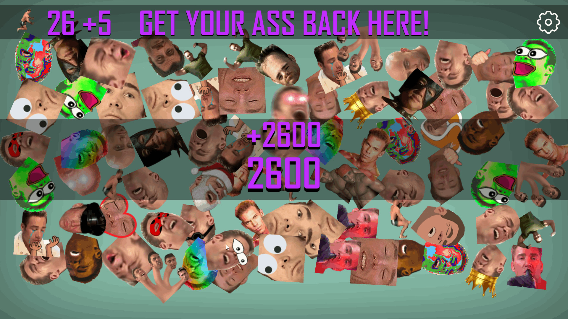 Gachi Finder 3000 screenshot