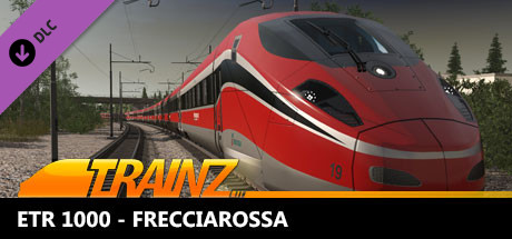 TRS19 DLC - ETR 1000 - Frecciarossa