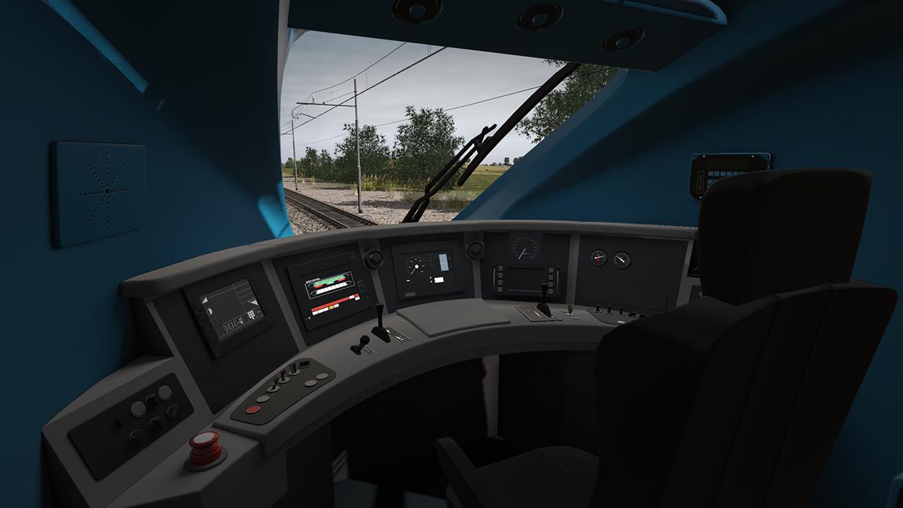 TRS19 DLC - ETR 1000 - Frecciarossa screenshot