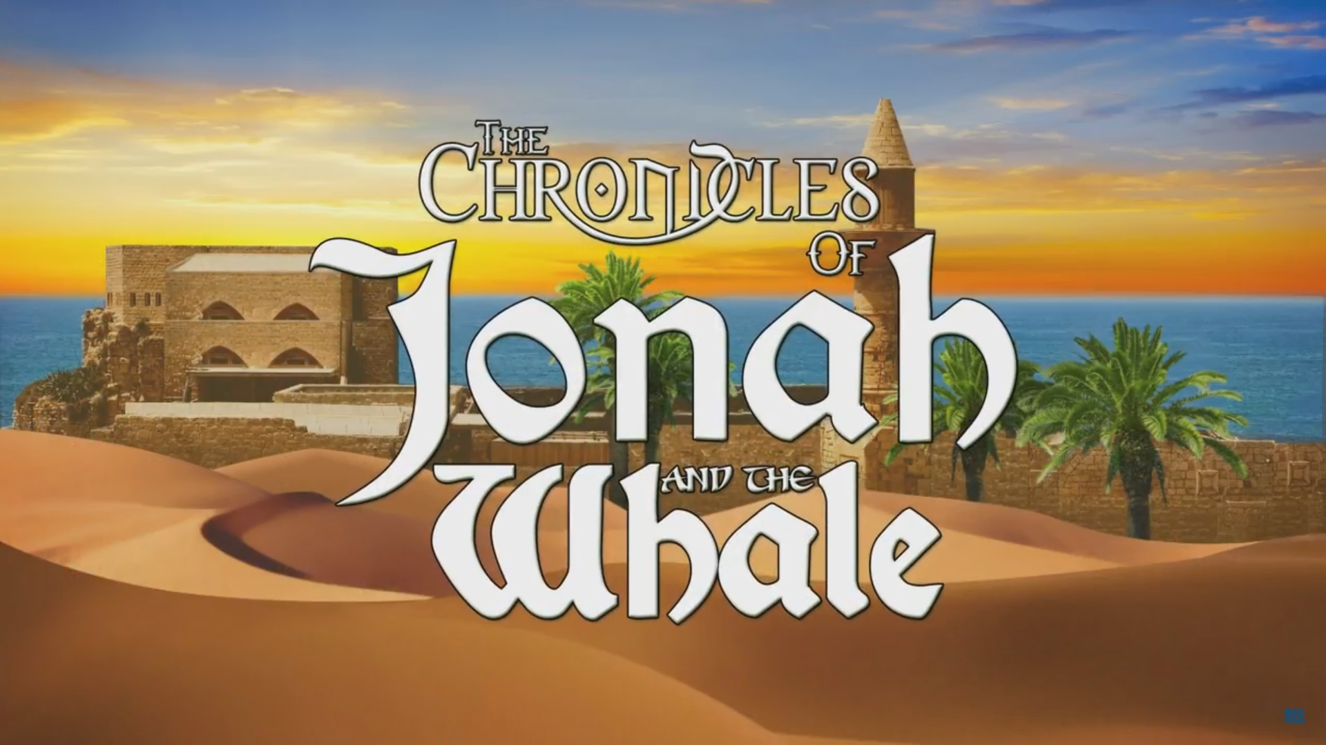 The Chronicles of Jonah and the Whale screenshot