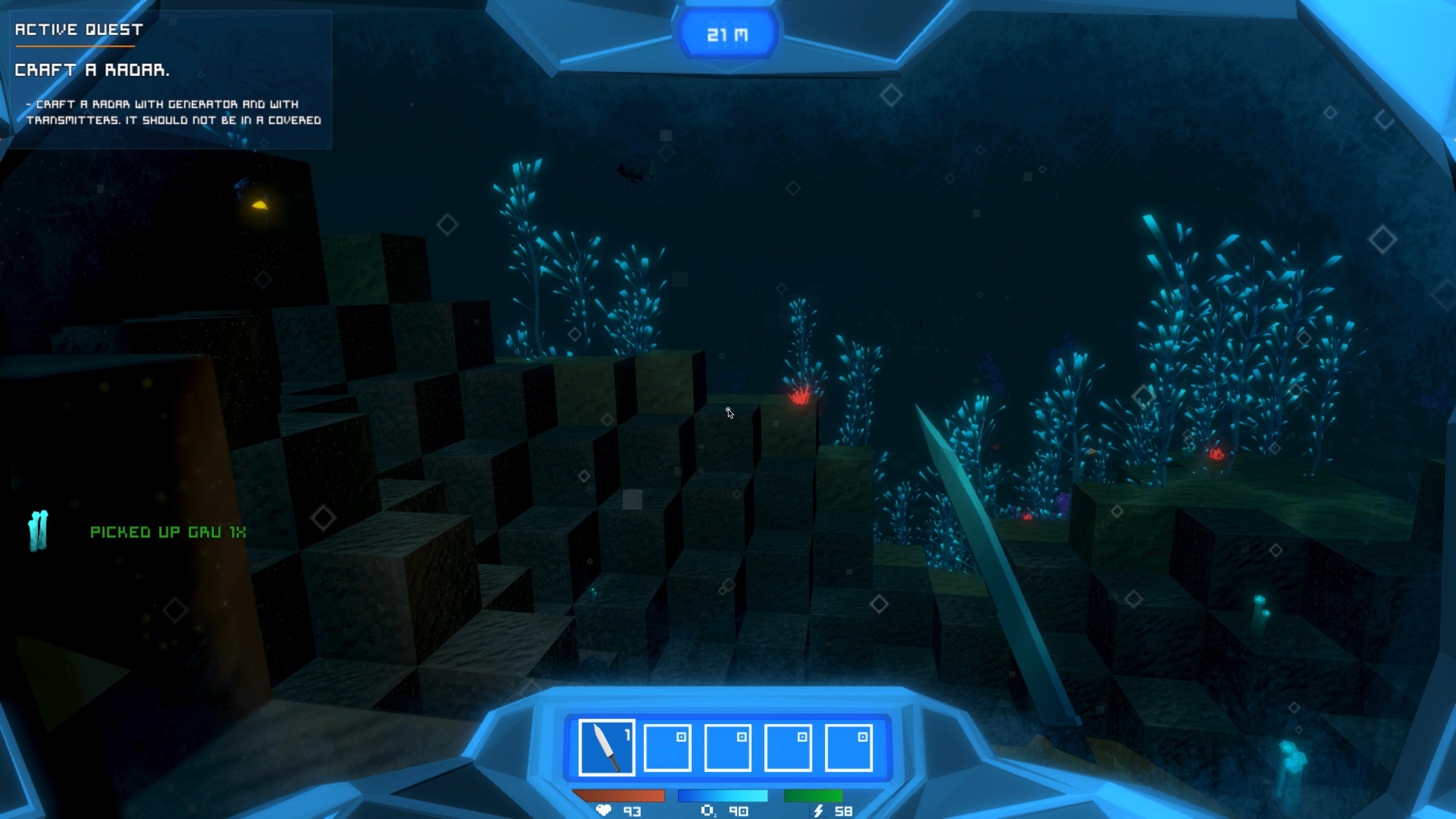 UNDERWATER: STAY ALIVE screenshot