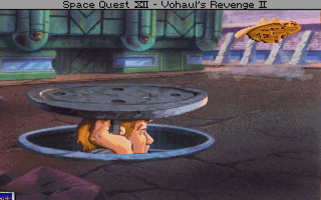 Space Quest Collection screenshot 2