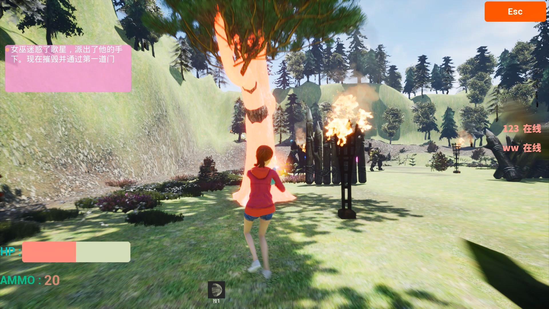 萌盟大冒险 Cute Adventure screenshot