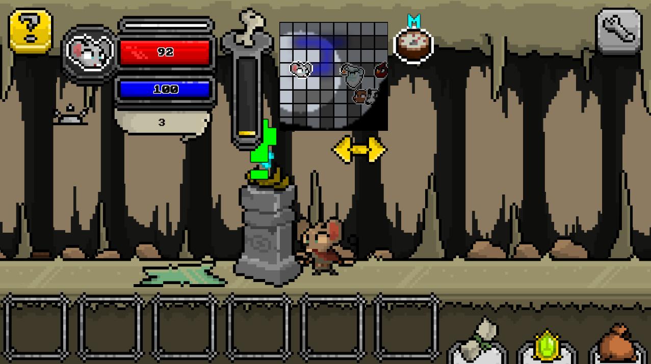 Rodent Warriors screenshot