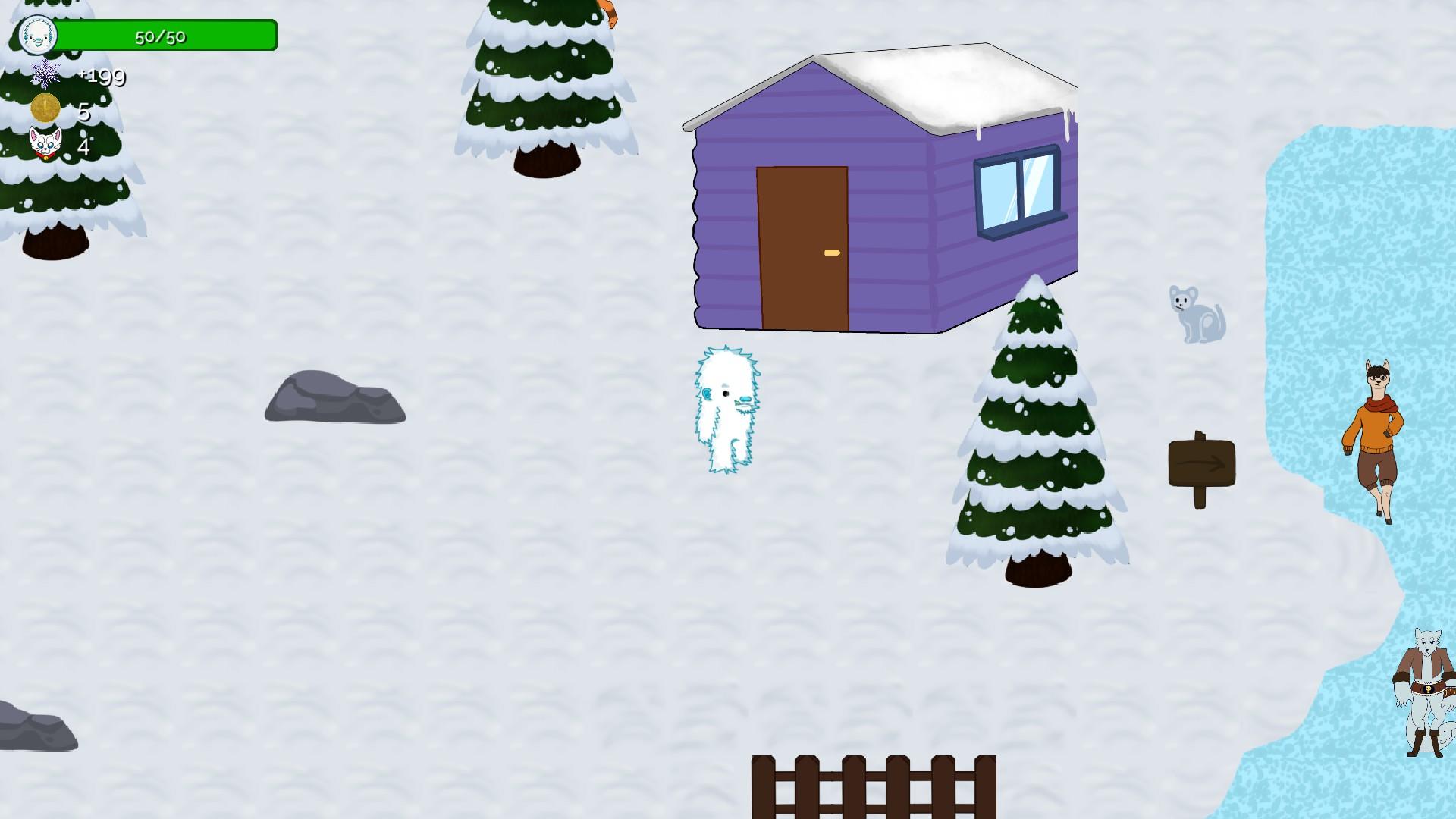 Bob and Kuura: Lost in Snowglobe screenshot