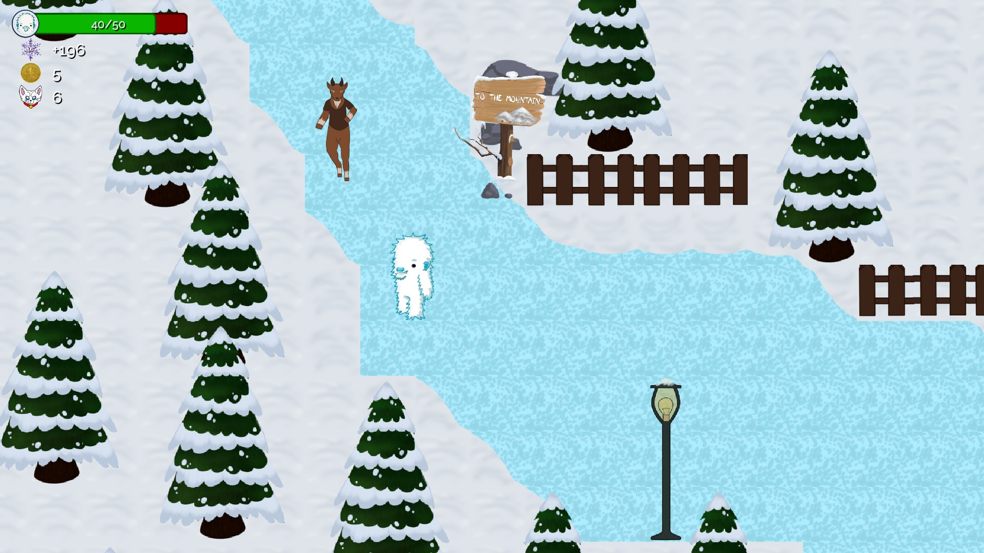 Bob and Kuura: Lost in Snowglobe screenshot