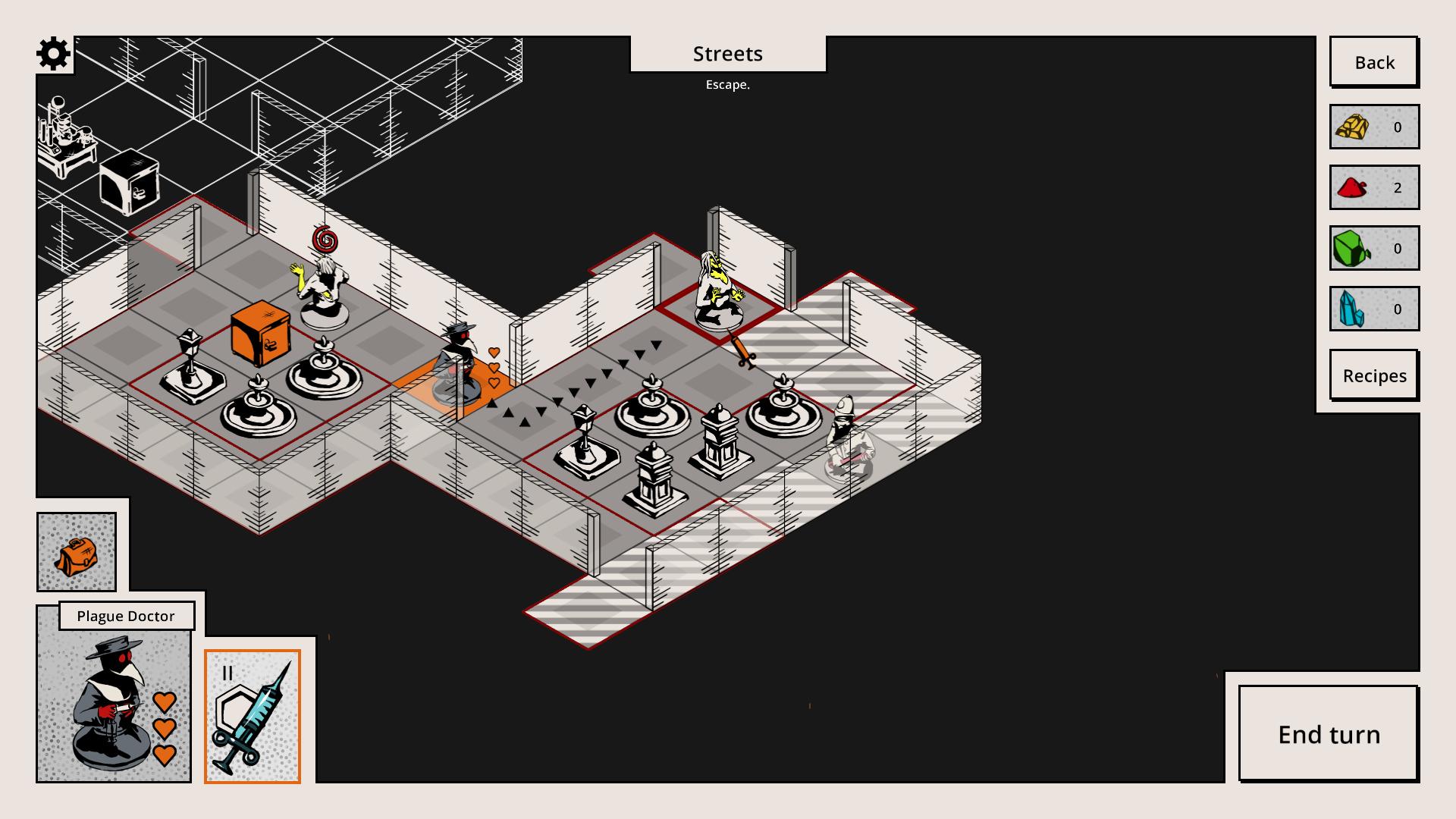 Plaguepunk Justice screenshot