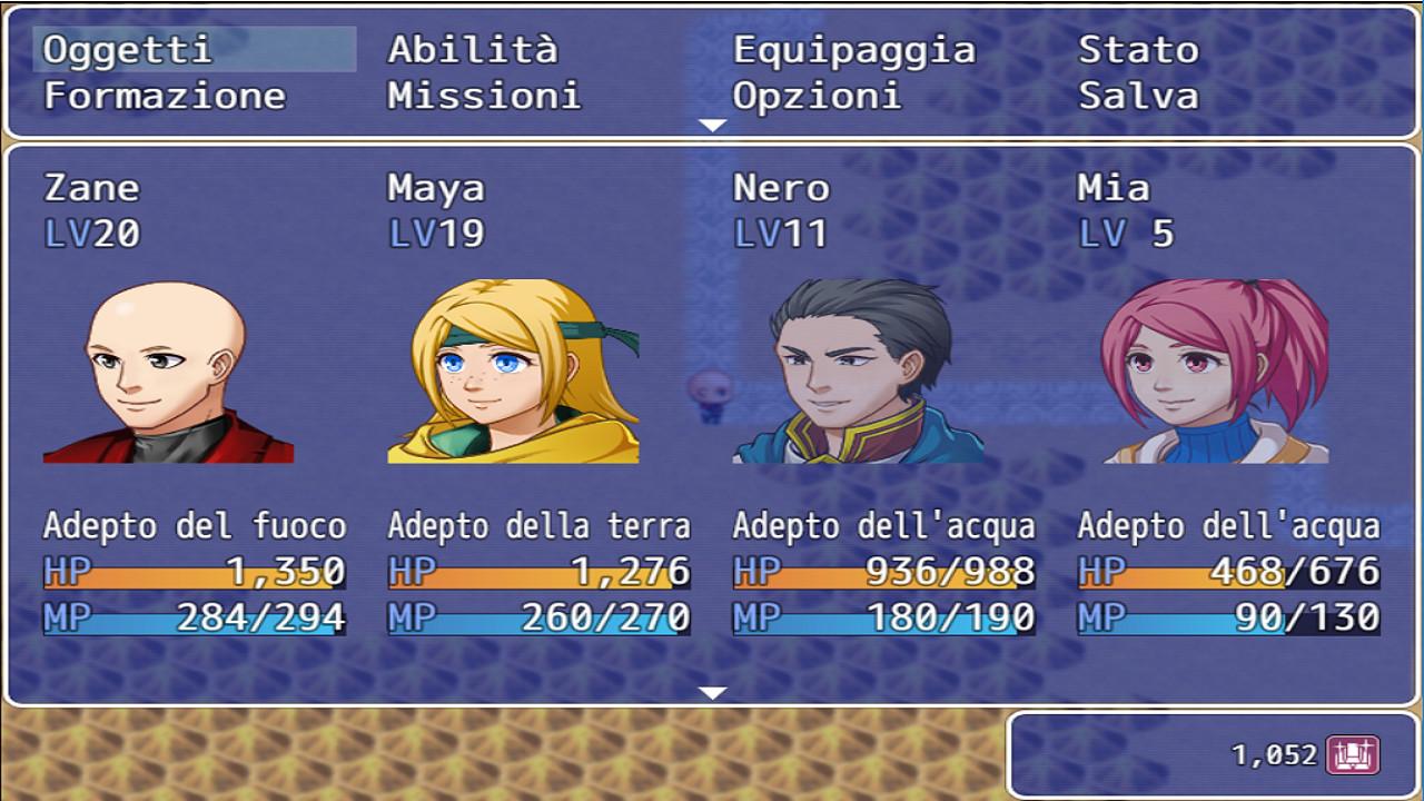 Fates 8 Stories (F8S) screenshot