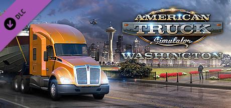 Allgamedeals.com - American Truck Simulator - Washington - STEAM