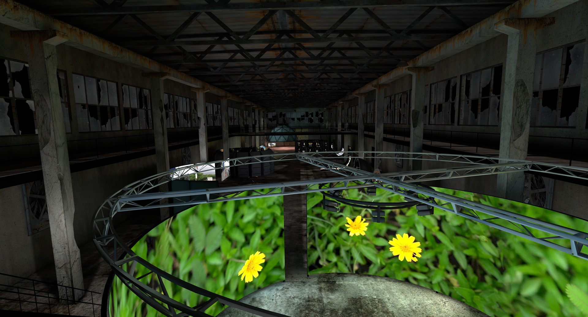 The Virtual Reality Museum of Immersive Experiences screenshot