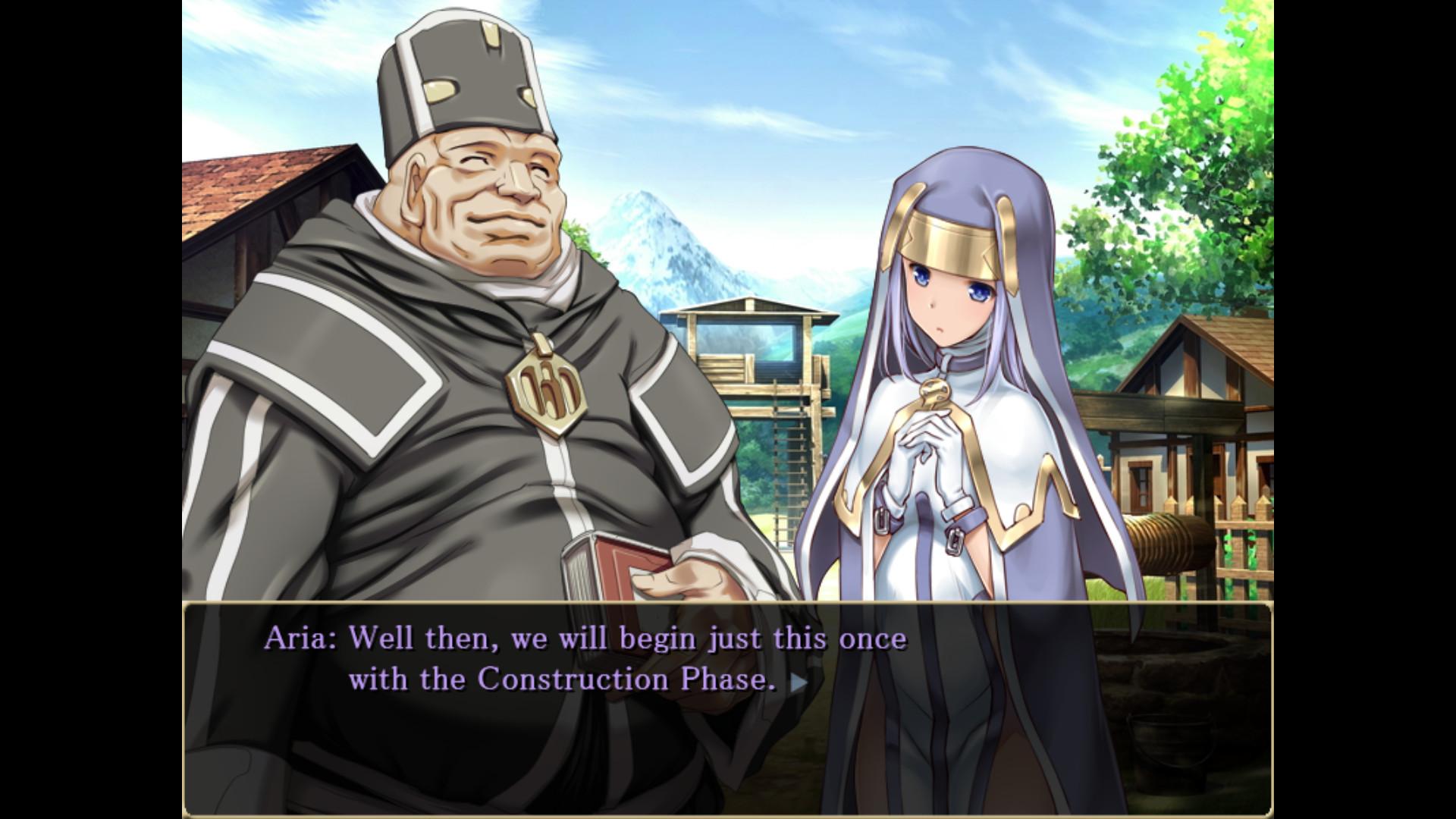 Holy Road screenshot