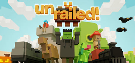 Allgamedeals.com - Unrailed! - STEAM