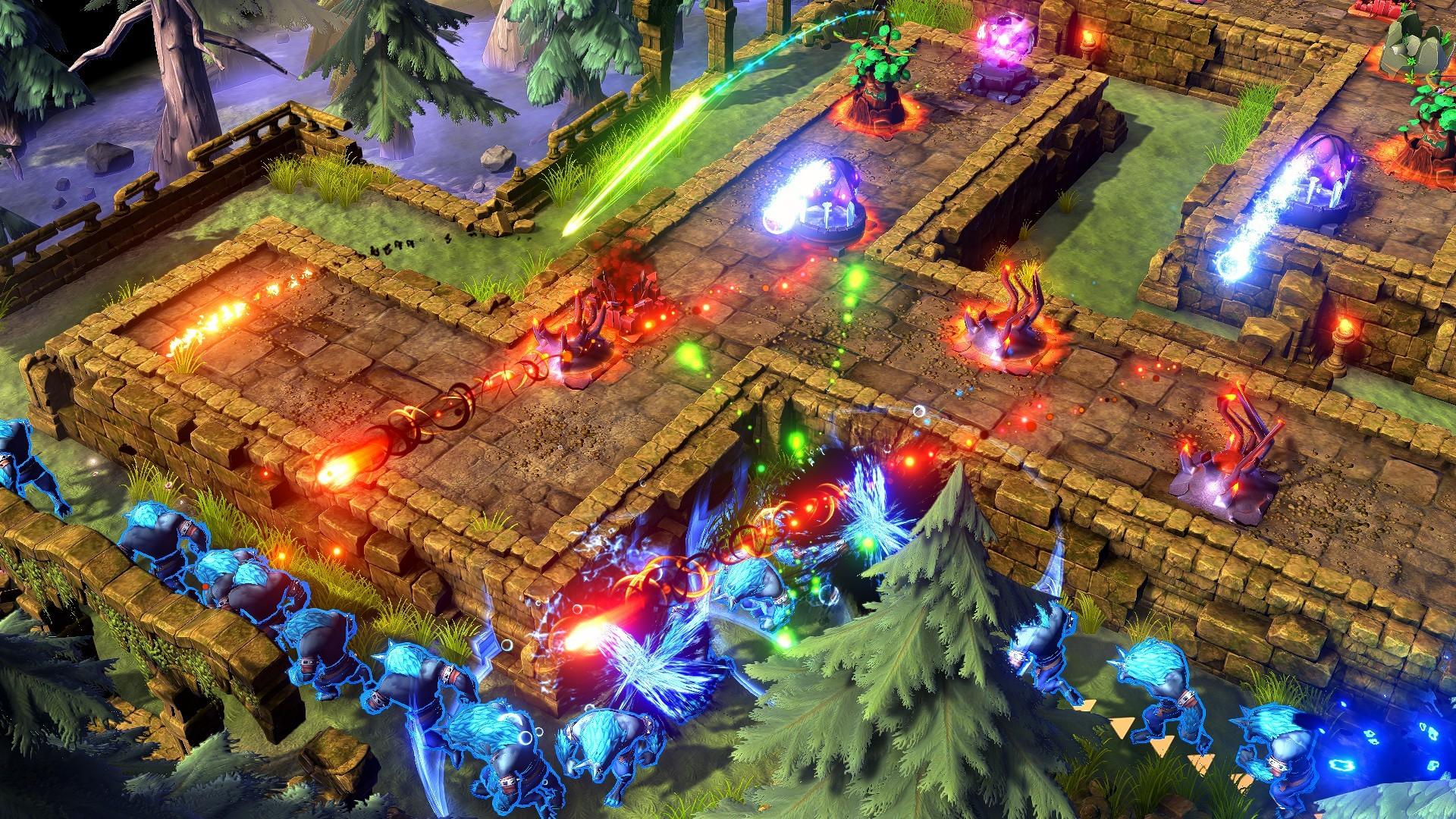 Element TD 2 - Multiplayer Tower Defense screenshot