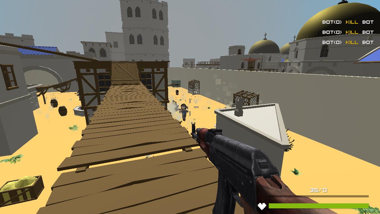 Smash team screenshot