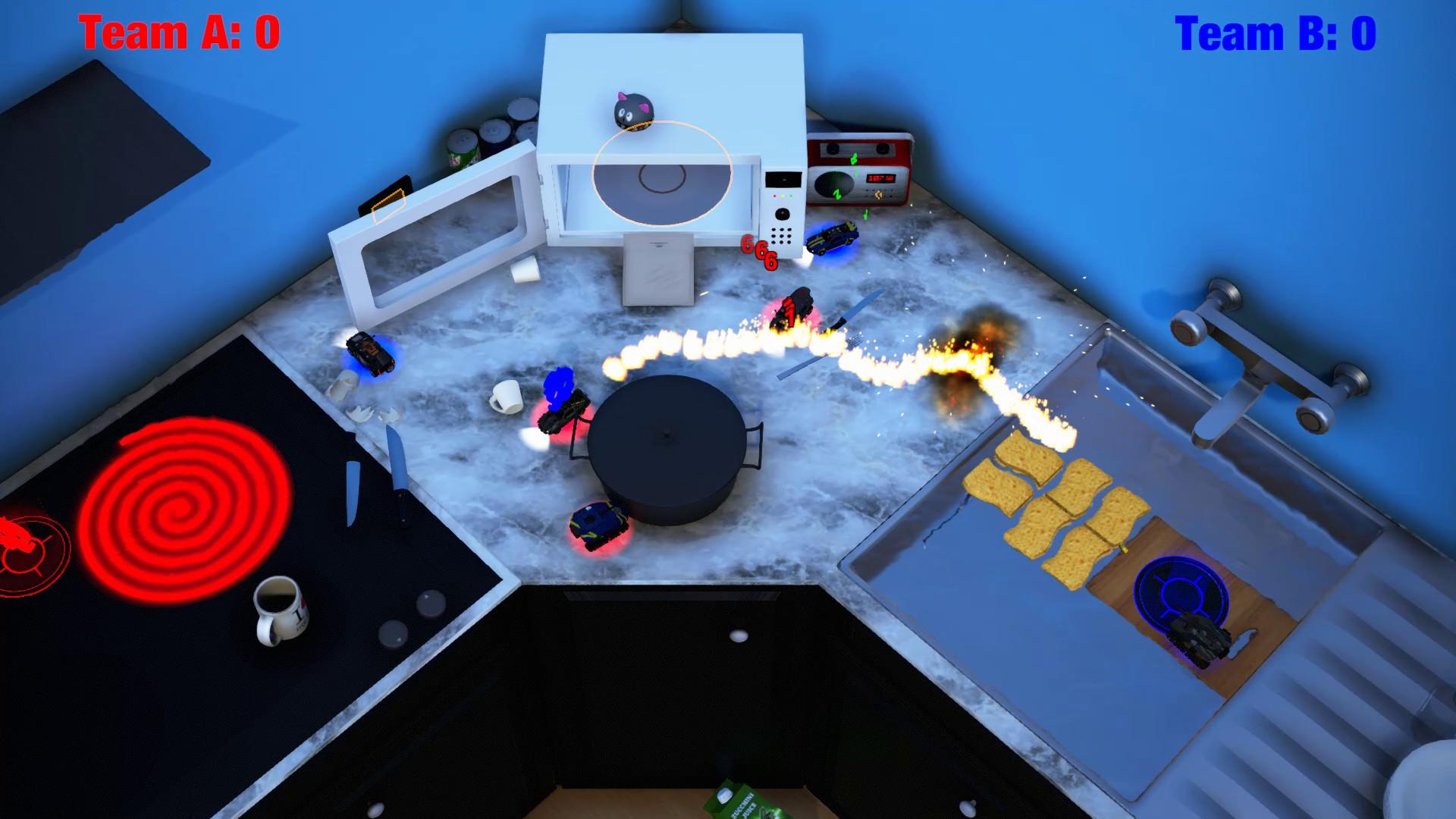 Micro Mayhem screenshot