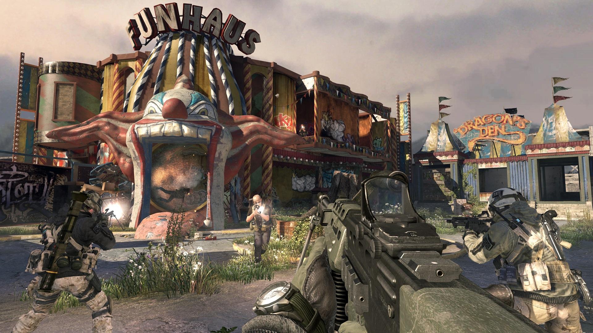 Call of Duty: Modern Warfare 2 Resurgence Pack screenshot