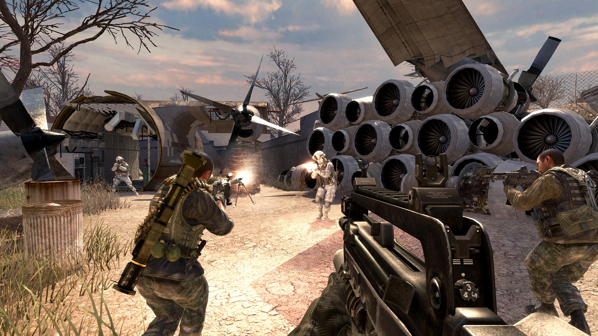 Call of Duty: Modern Warfare 2 Resurgence Pack screenshot