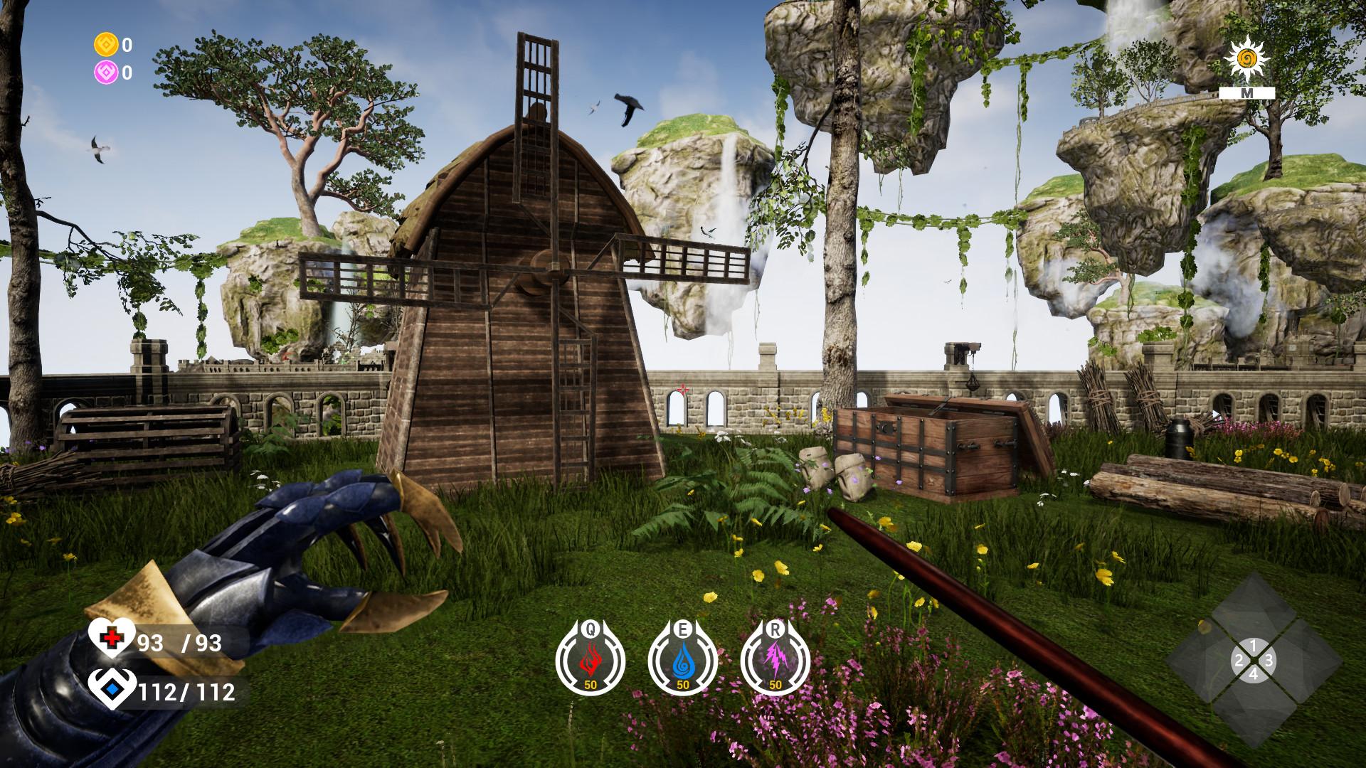 魔杖战争 Wand Wars: Rise screenshot