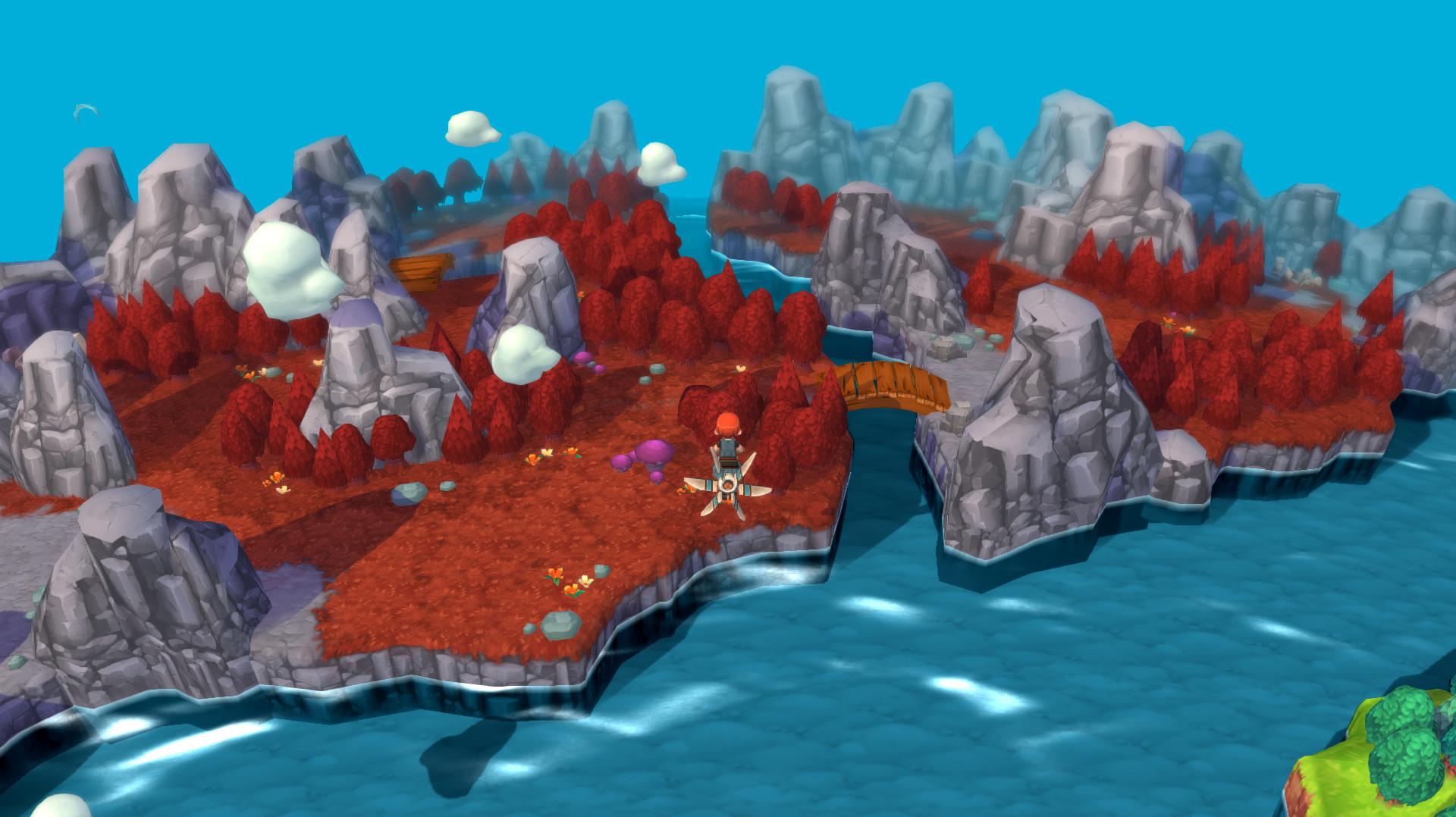 Evoland Legendary Edition screenshot