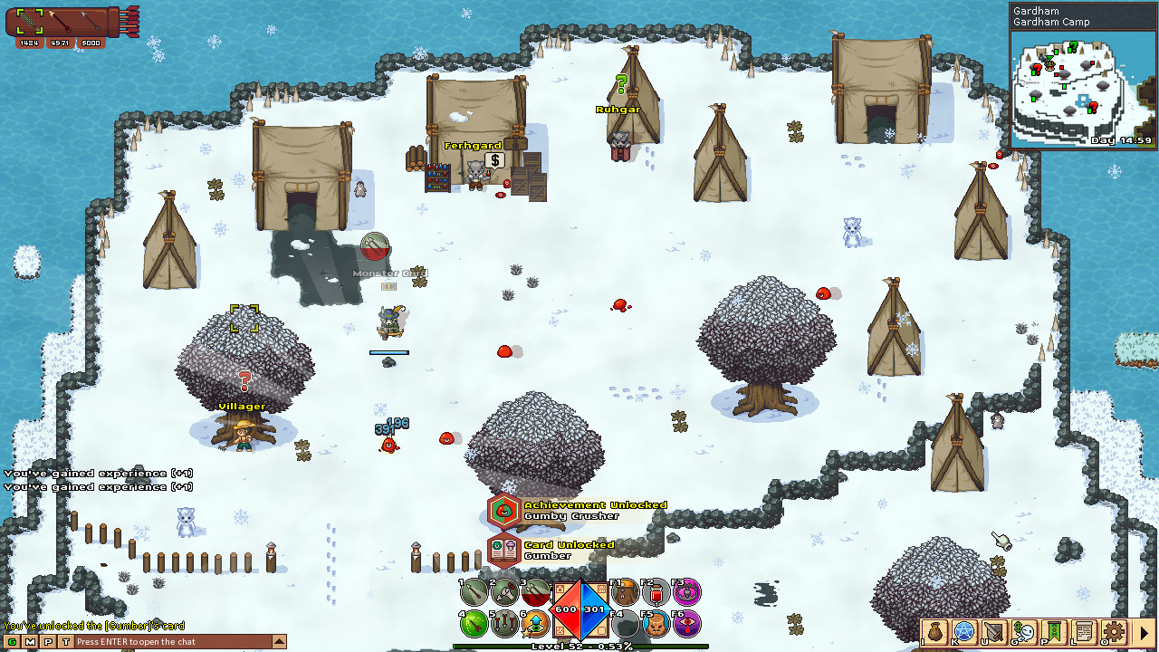 DarkStory Online screenshot
