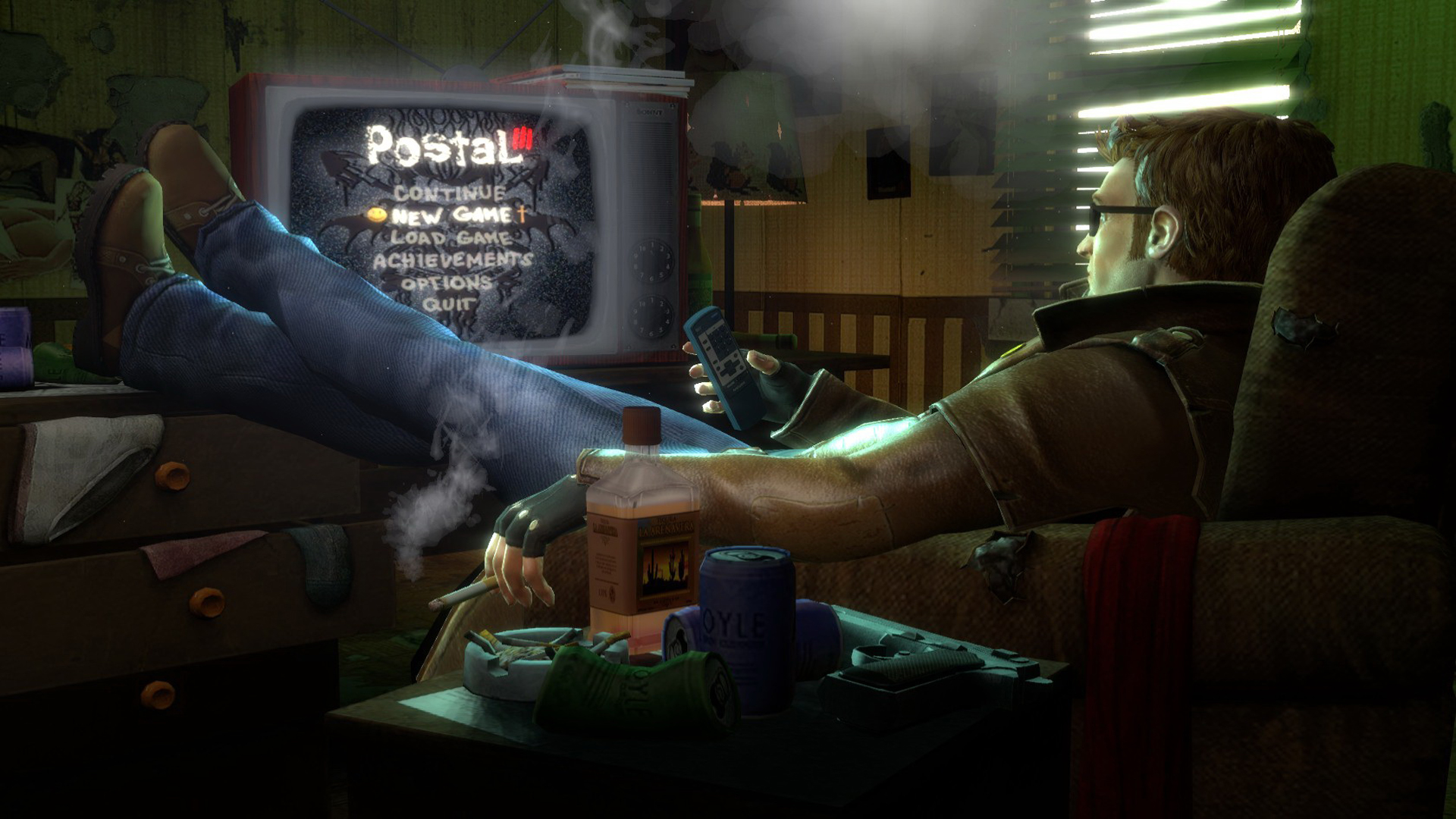 Postal III screenshot
