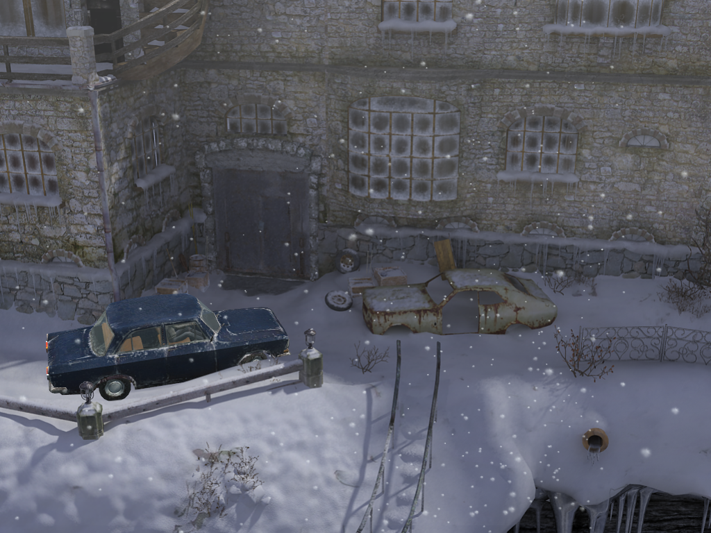 Dead Mountaineer's Hotel screenshot