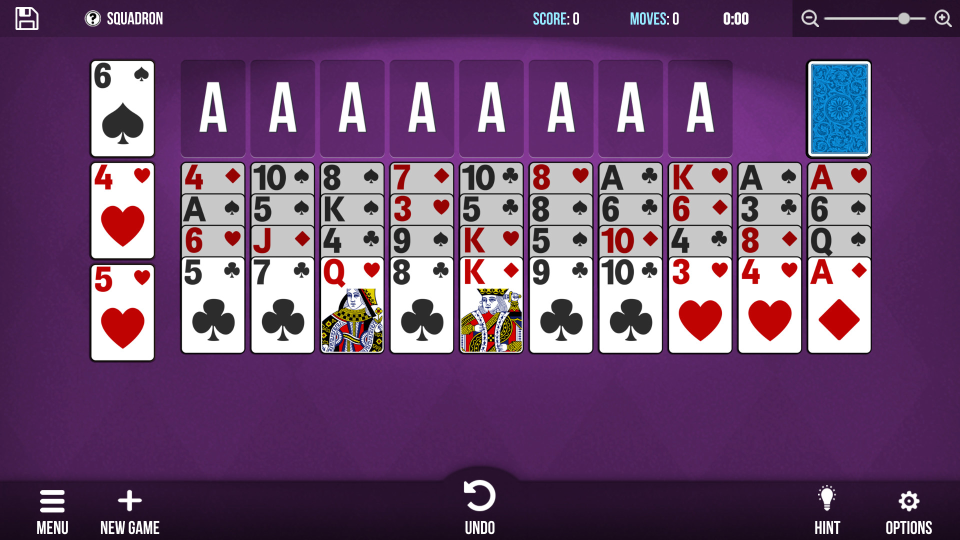 Solitaire Bliss Collection screenshot