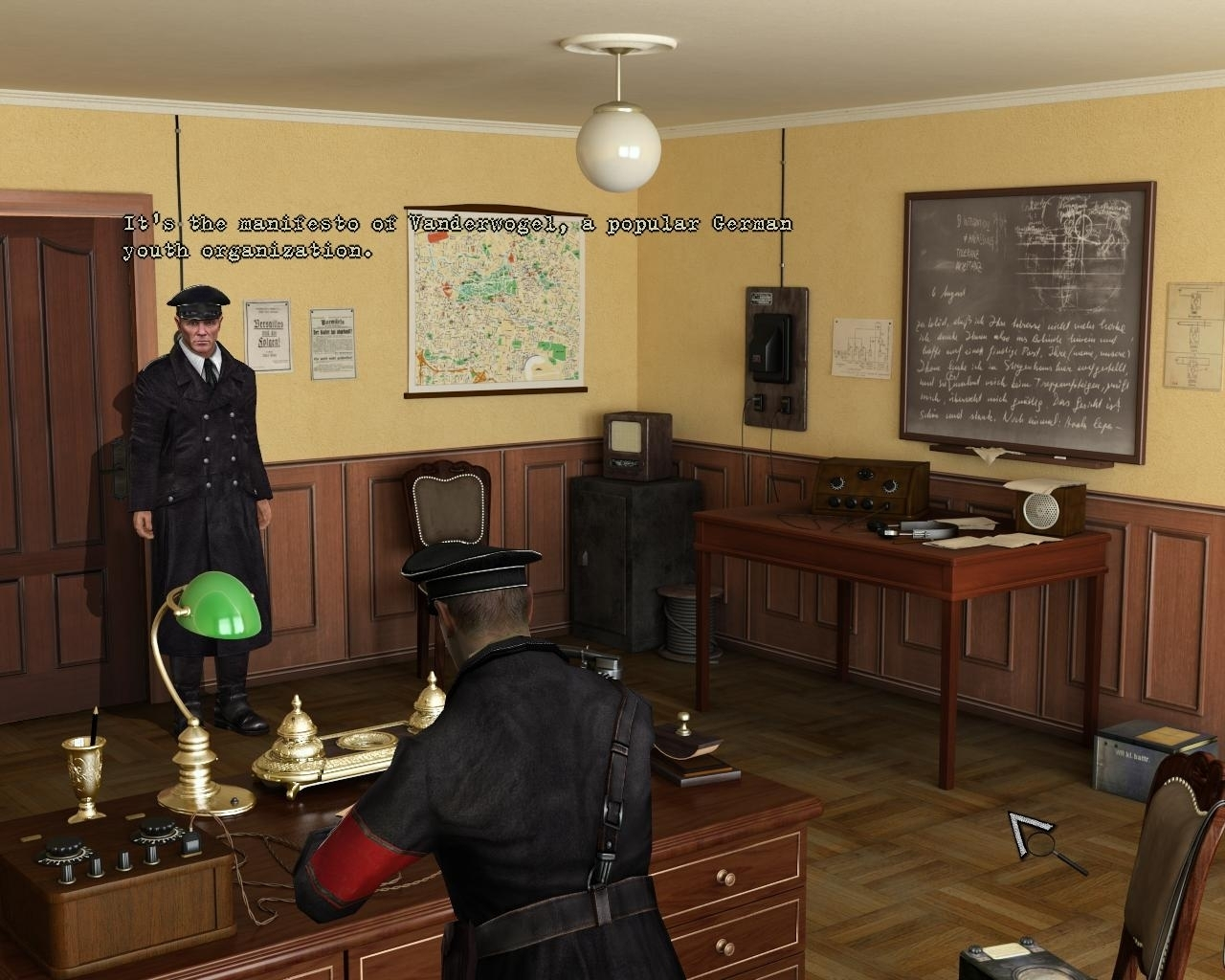 A Stroke of Fate: Operation Valkyrie screenshot