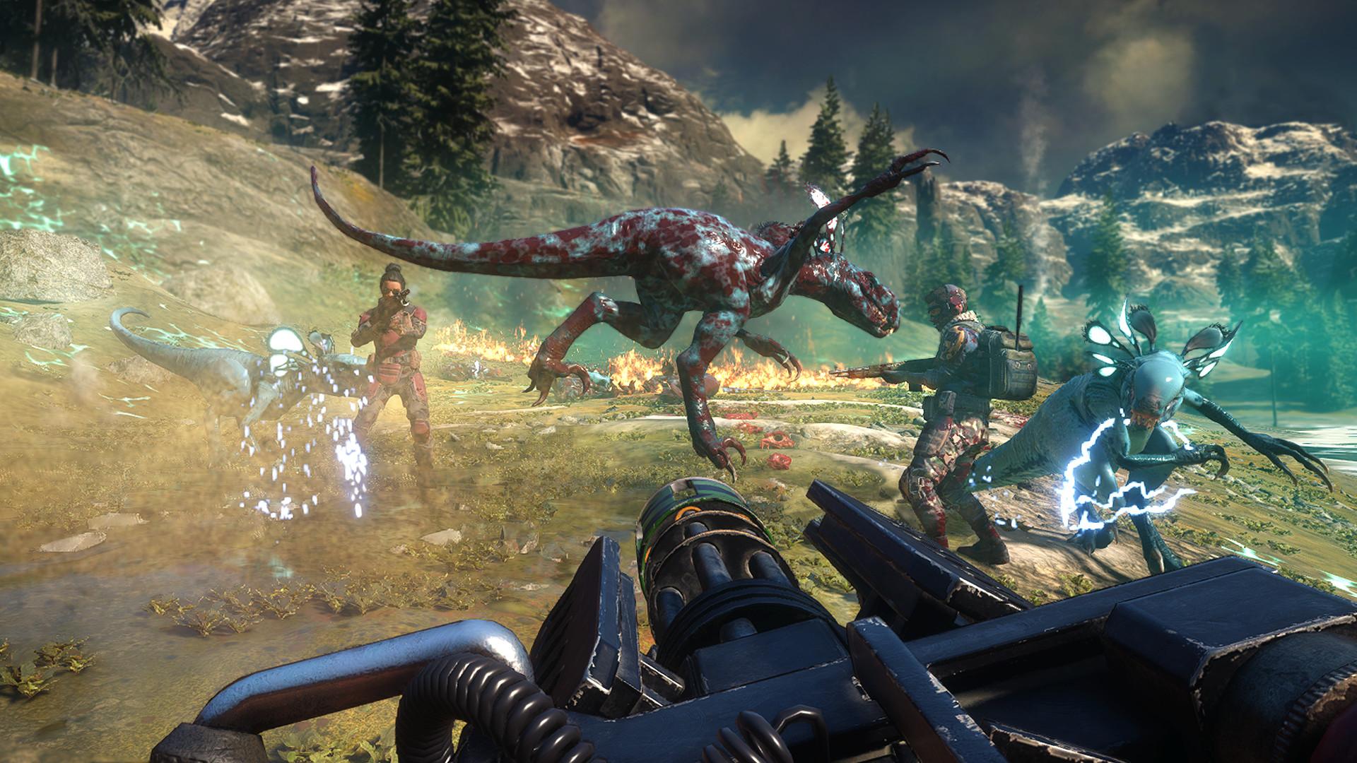 Second Extinction screenshot