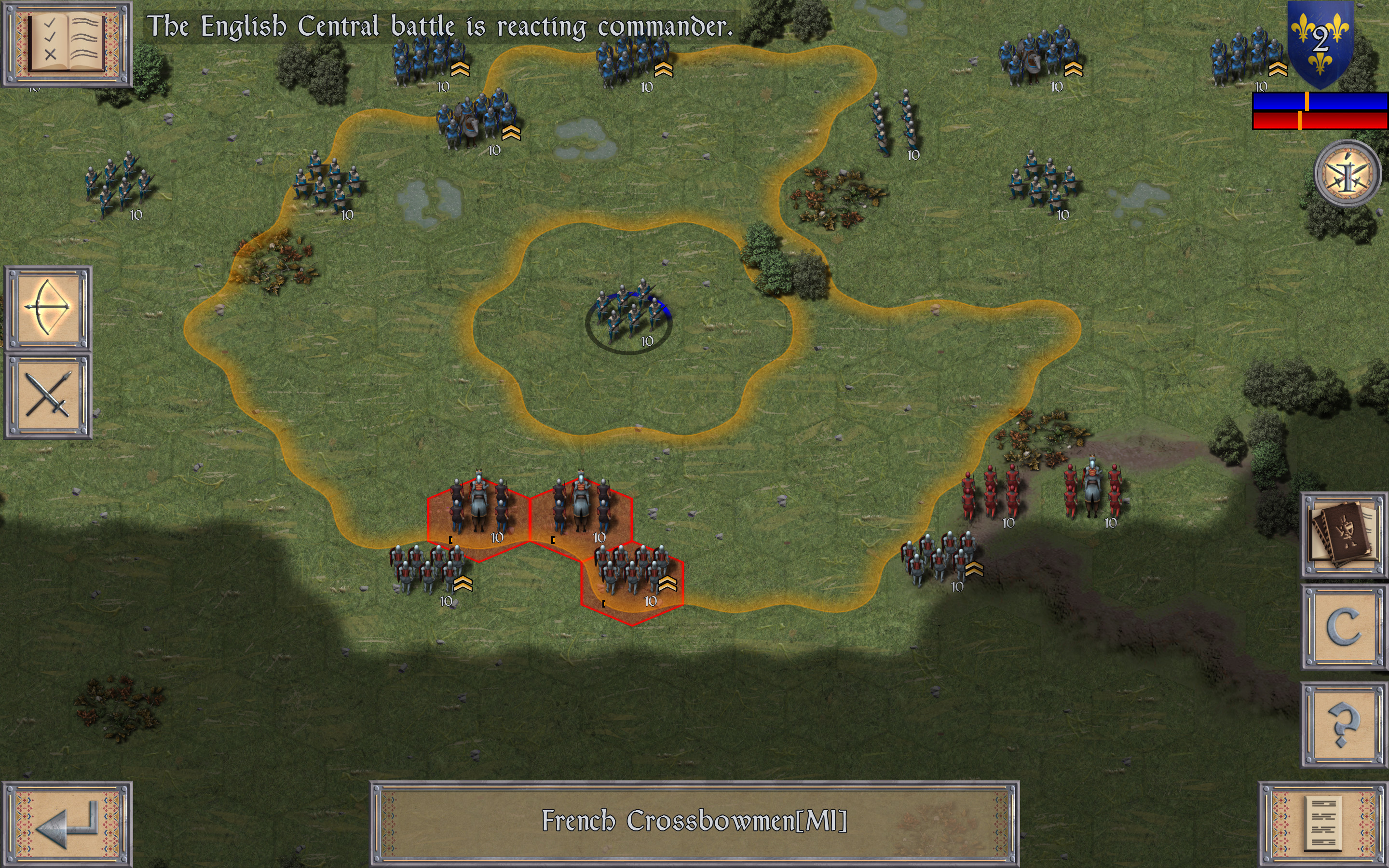 100 Years' War screenshot