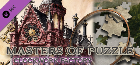 Masters of Puzzle - Clockwork Factory
