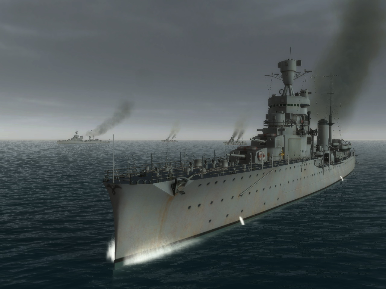 PT Boats: South Gambit screenshot
