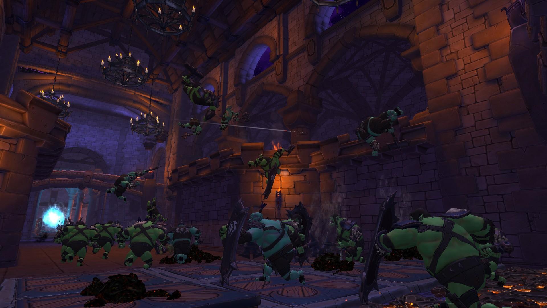Orcs Must Die! screenshot