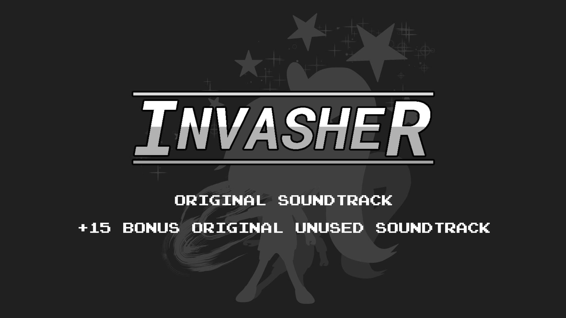 Invasher - Original Soundtrack screenshot