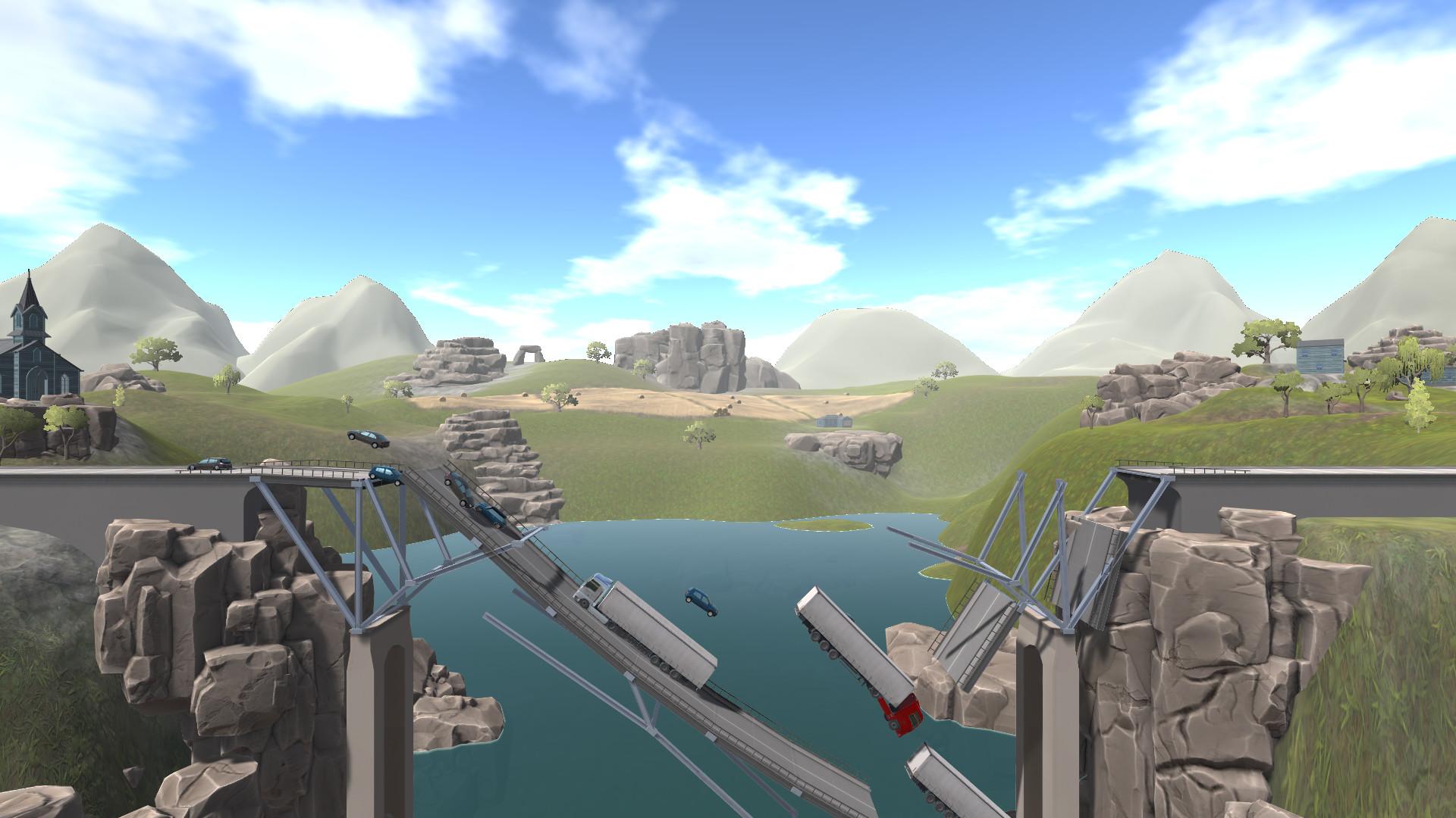 Bridge! 3 screenshot