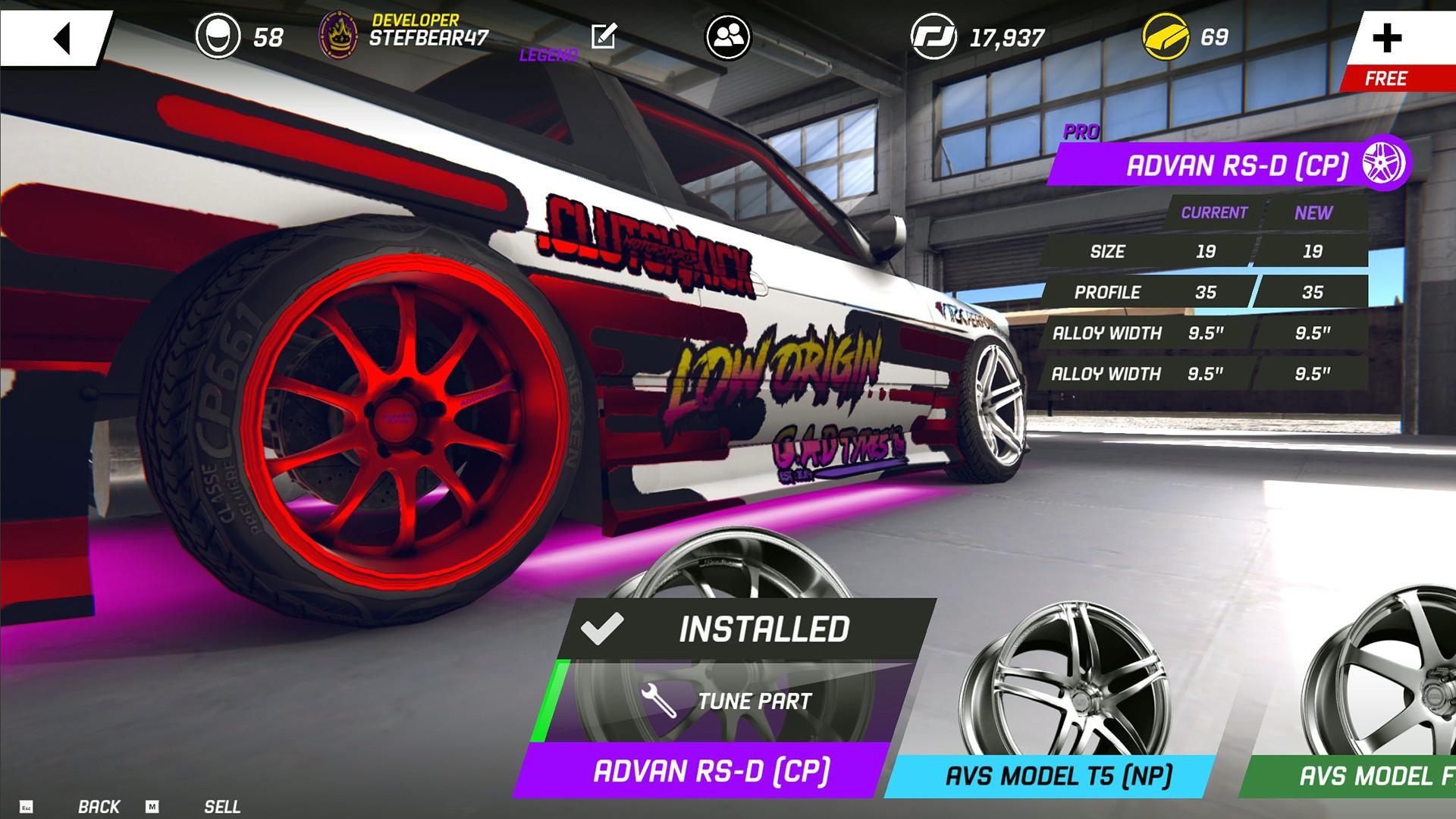Torque Drift screenshot