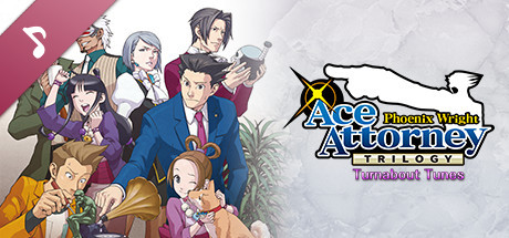 Allgamedeals.com - Phoenix Wright: Ace Attorney Trilogy - Turnabout Tunes - STEAM