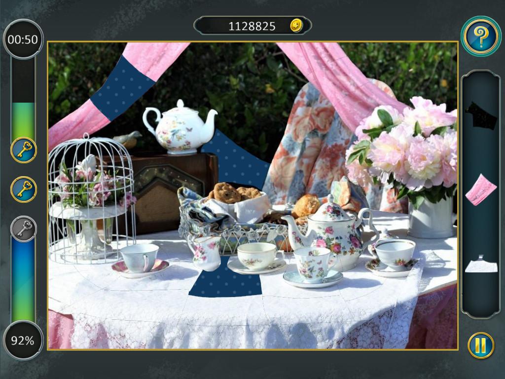 Alice's Jigsaw. Wonderland Chronicles screenshot