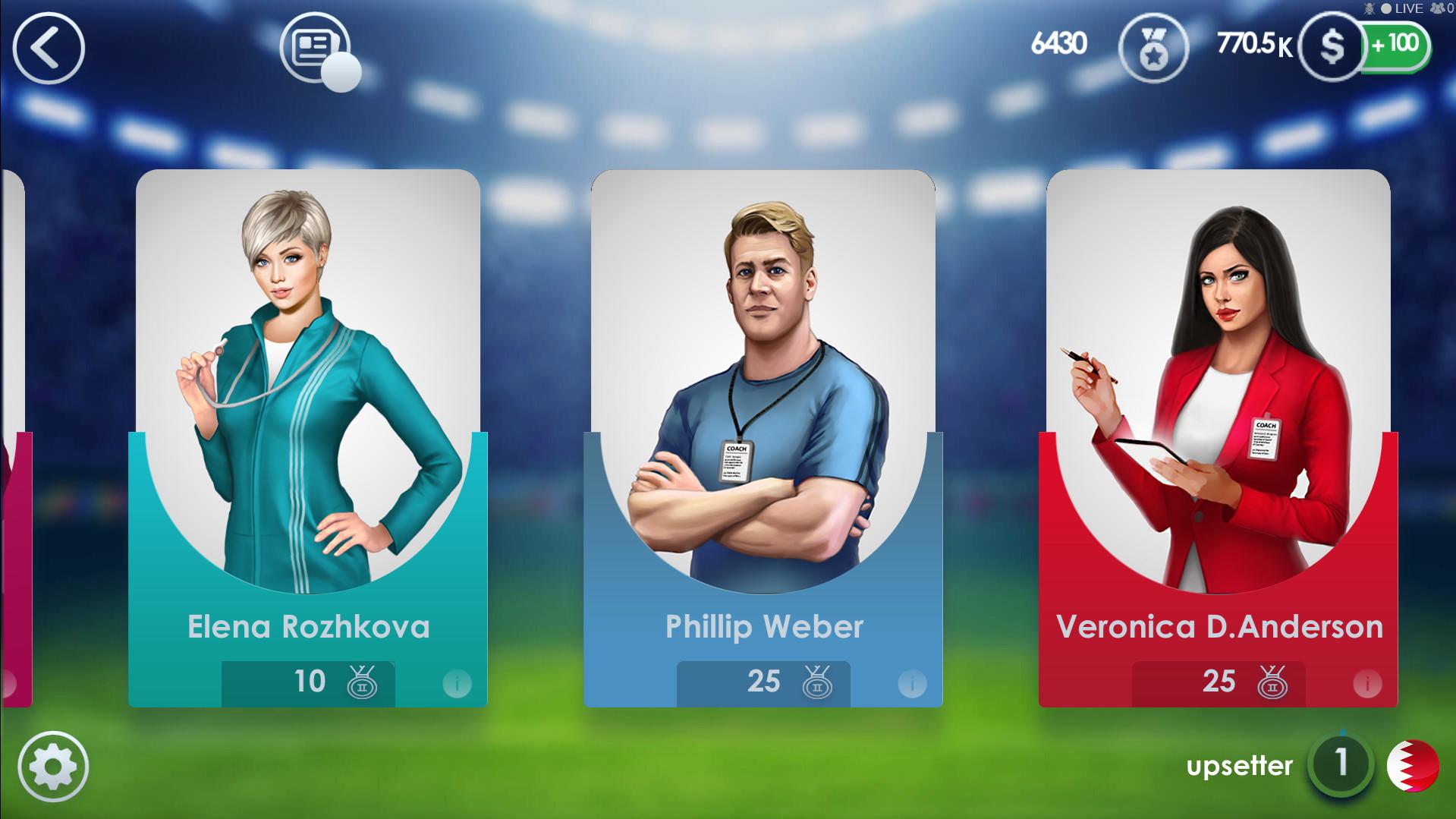 PC Fútbol Stars screenshot