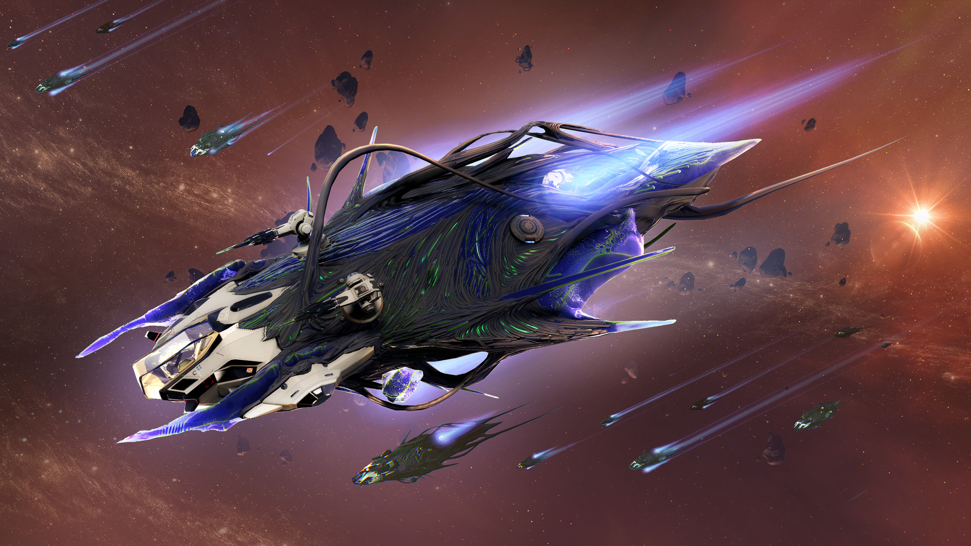 Star Conflict: Tai'Kin. Deluxe Version screenshot