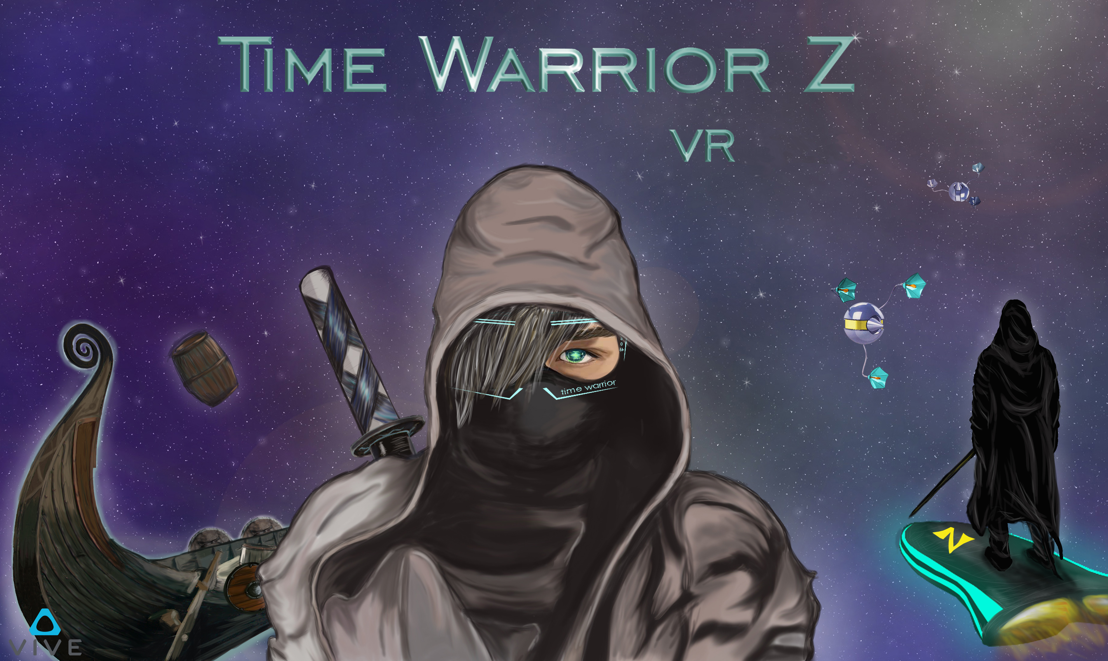 Time Warrior Z VR screenshot
