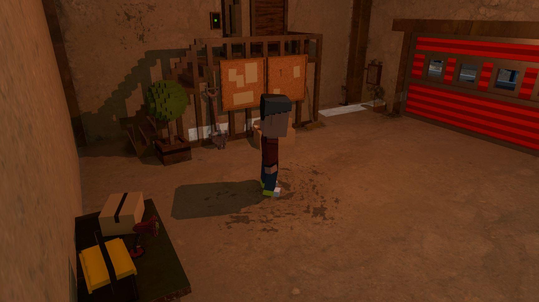 OMEGA: The Beginning - Episode 1 screenshot