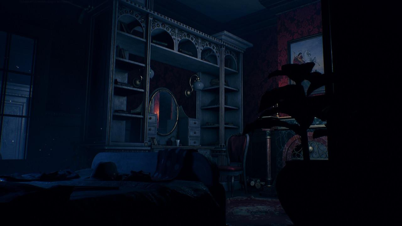 Blanket Heavy With Nightmares screenshot