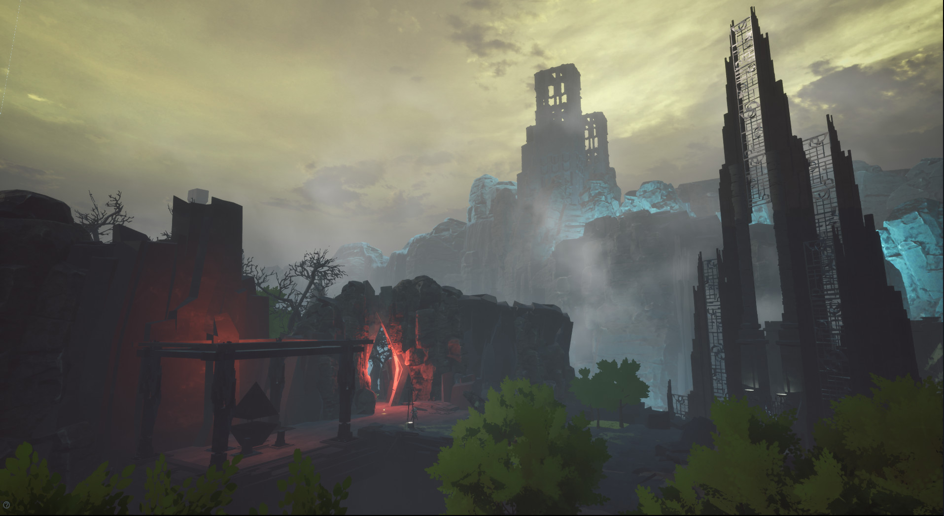 Shattered - Tale of the Forgotten King screenshot