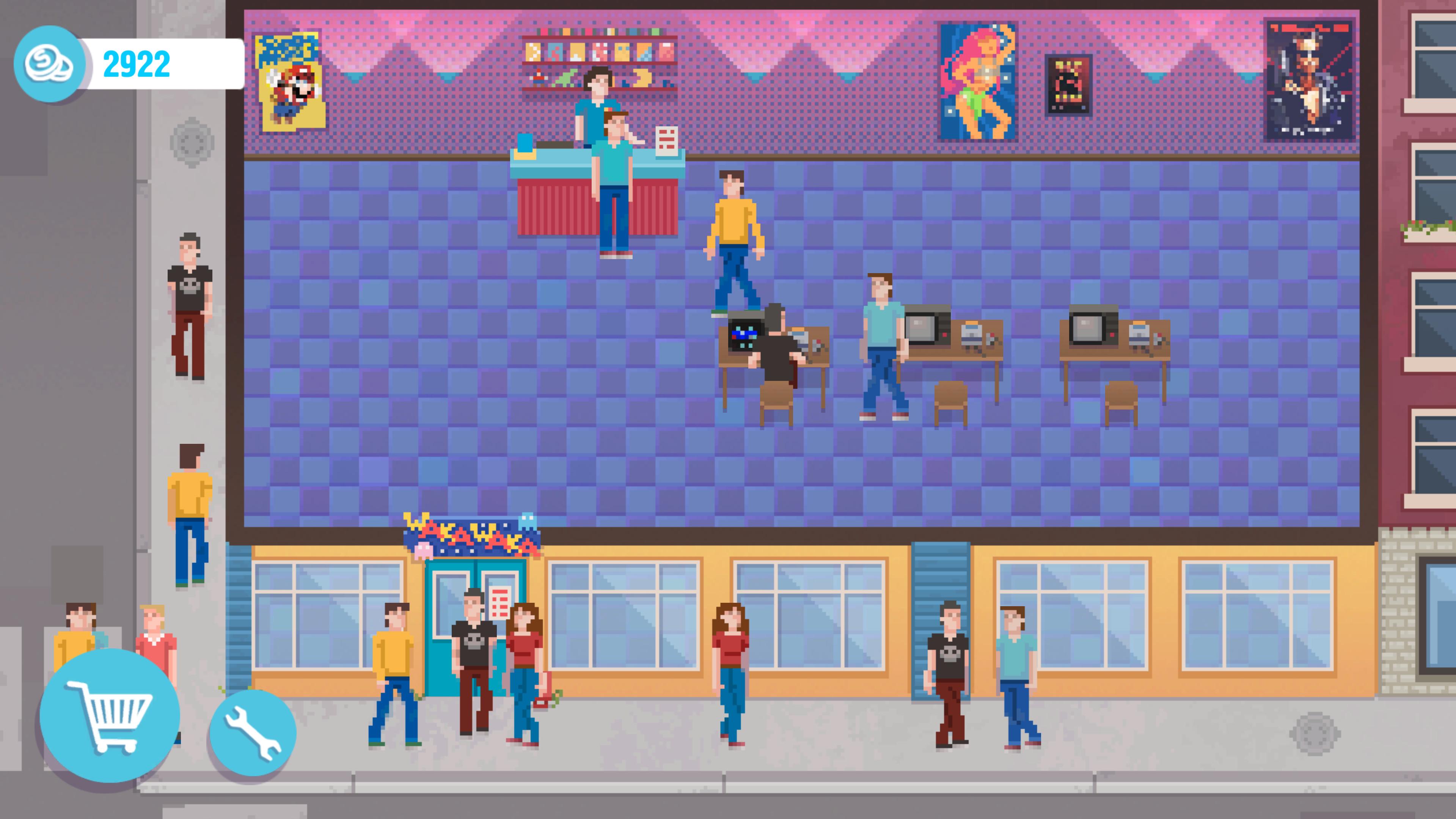 """Game club """"Waka-Waka"""" screenshot"""