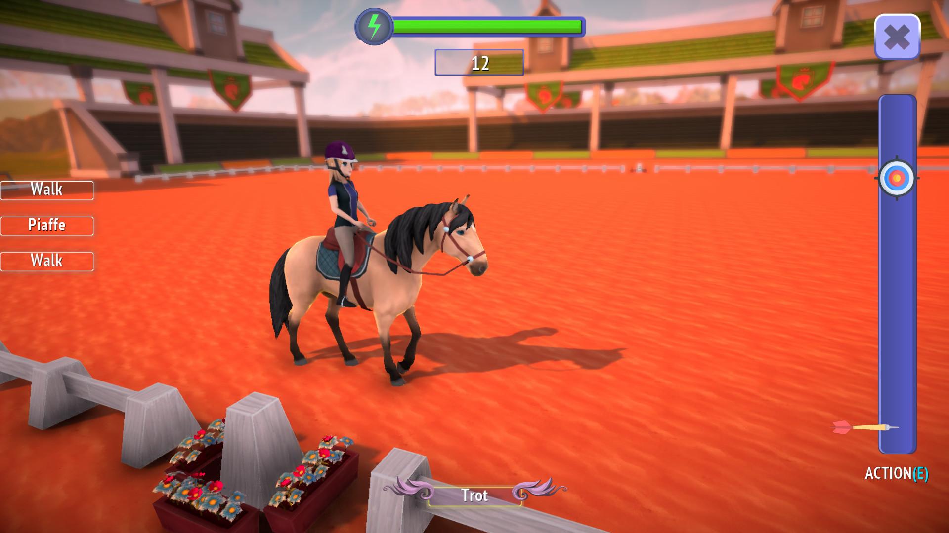 Horse Riding Tales screenshot