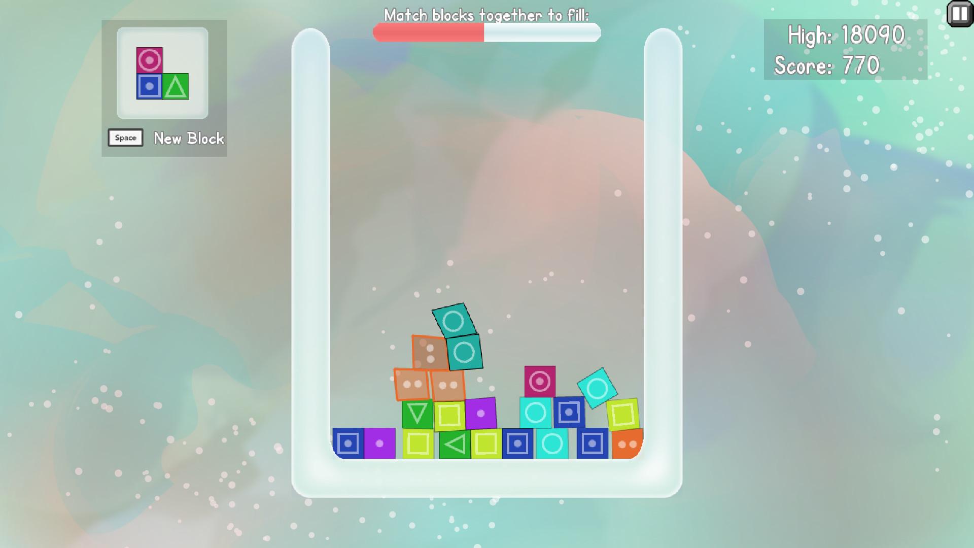 Jelly Blocks screenshot