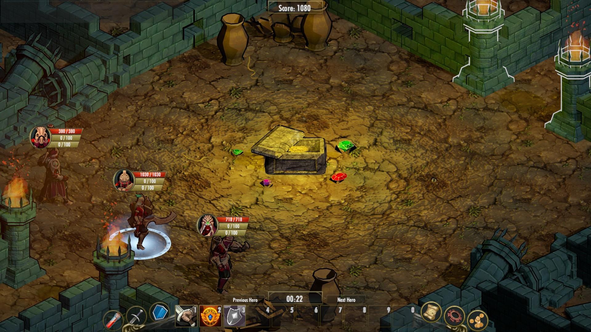 Emberlight screenshot